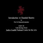 Chandshashtra (Part III)